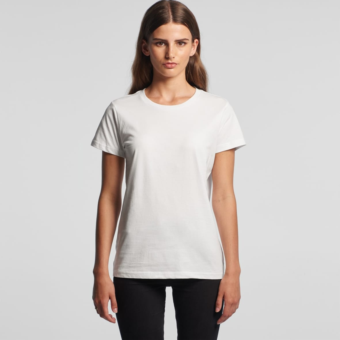 AS 4001 Women's maple tee