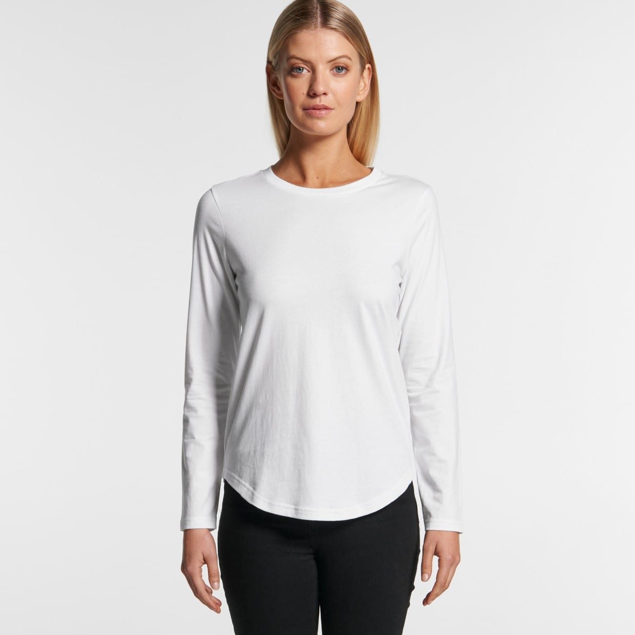 AS 4055 Curve L/S Tee