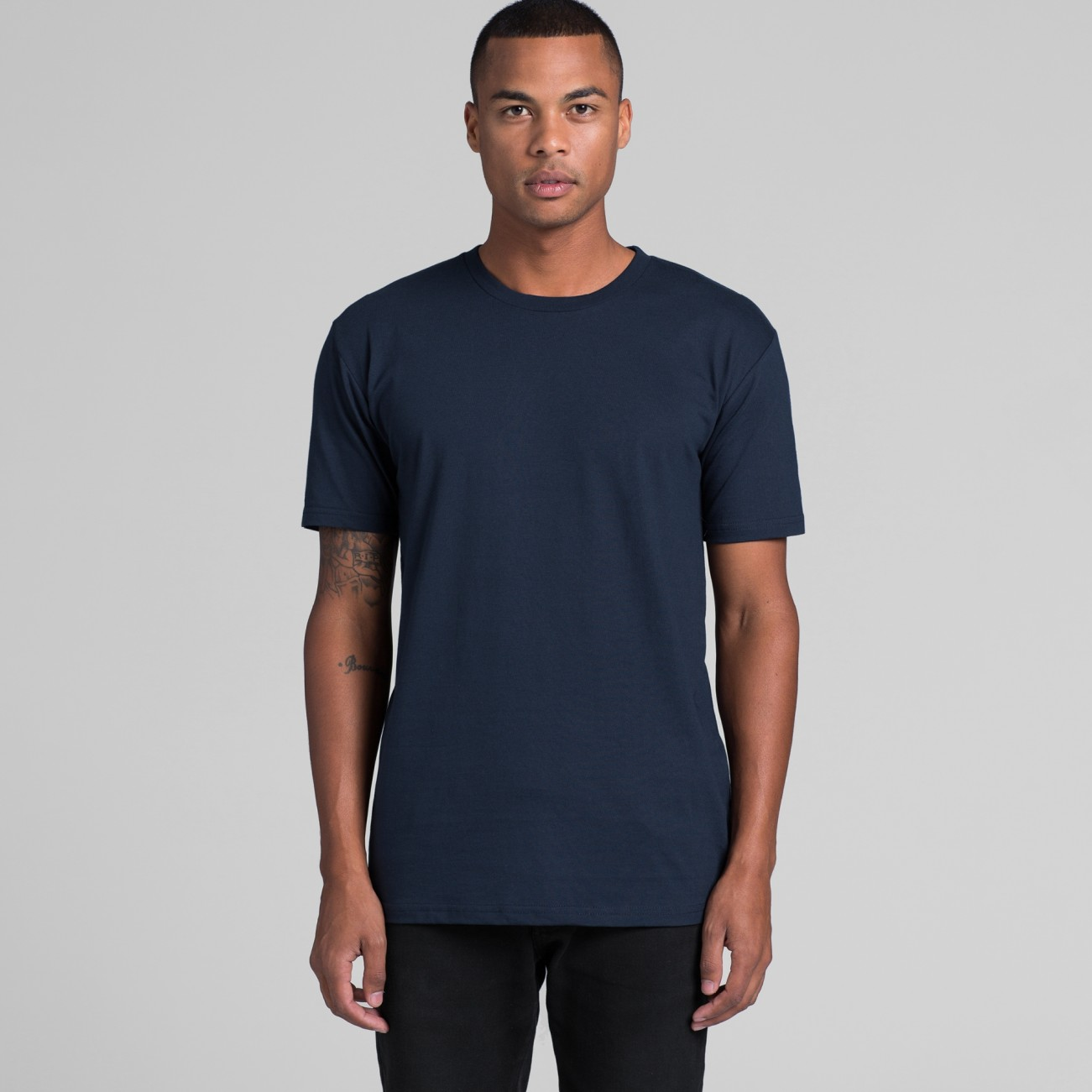 AS 5001 Men's staple tee