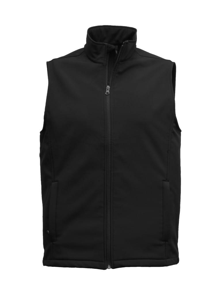 Aurora SVA Mens 3K Softshell Vest