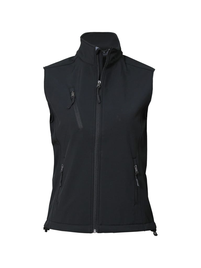 Aurora VSW womens PRO2 Softshell Vest