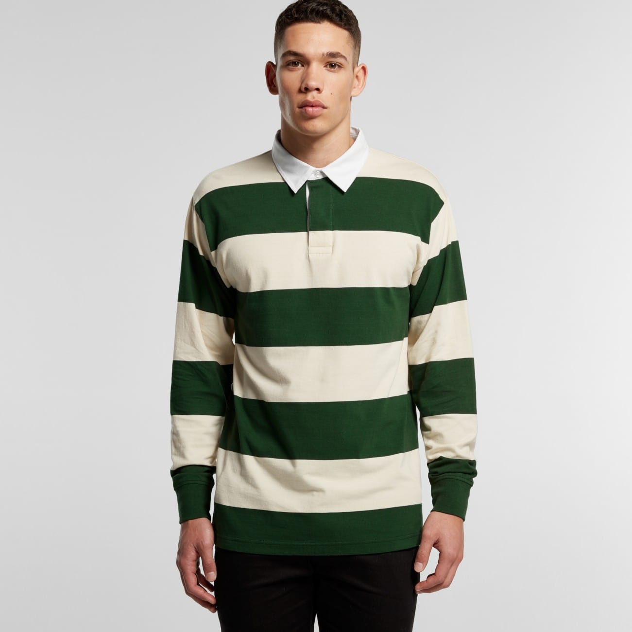 AS 5416 Rugby Stripe Jersey