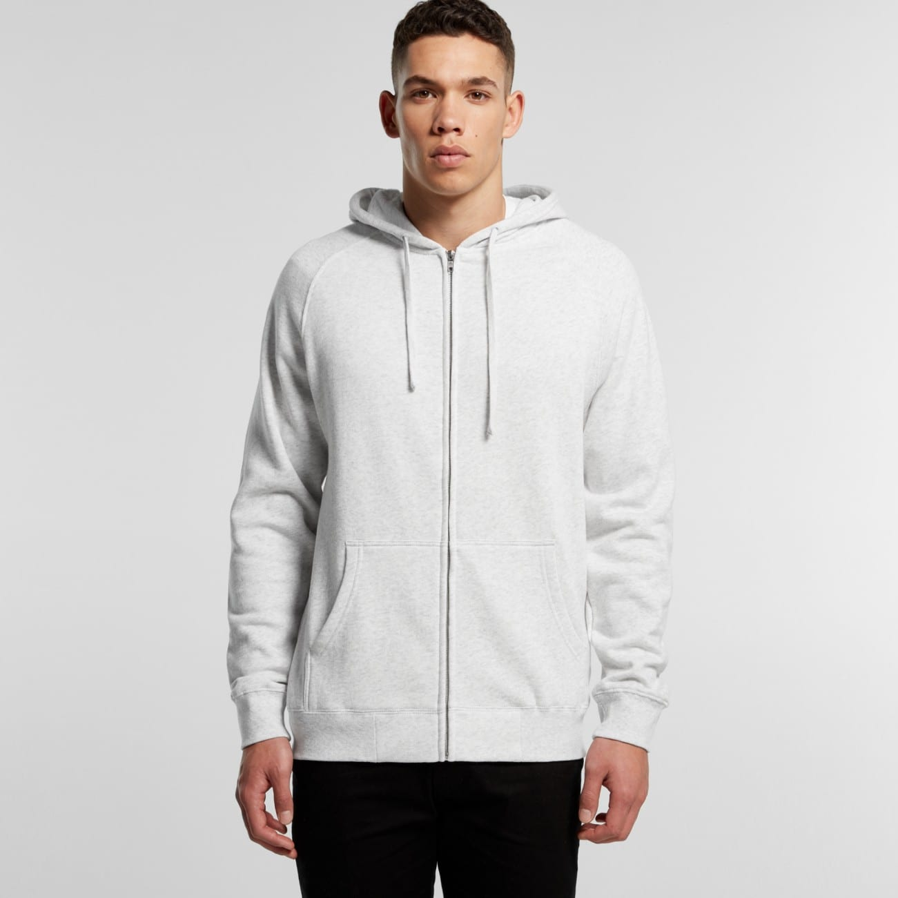 AS 5103 Men's Offical Zip Hood