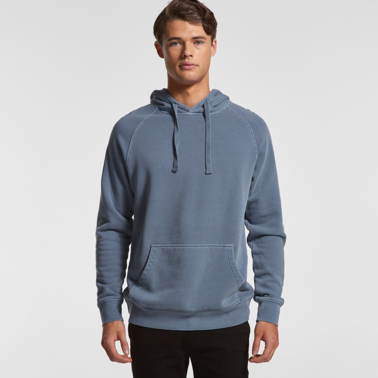 AS 5105 Men's Faded Hood