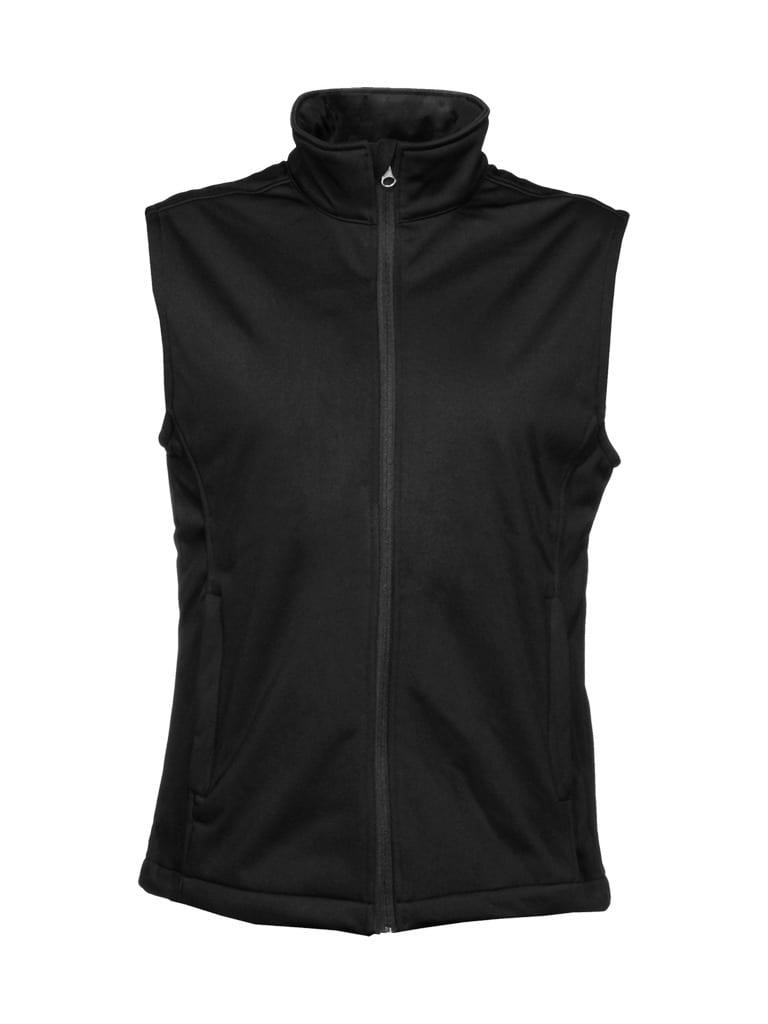 Aurora SVG Womens Softshell Vest