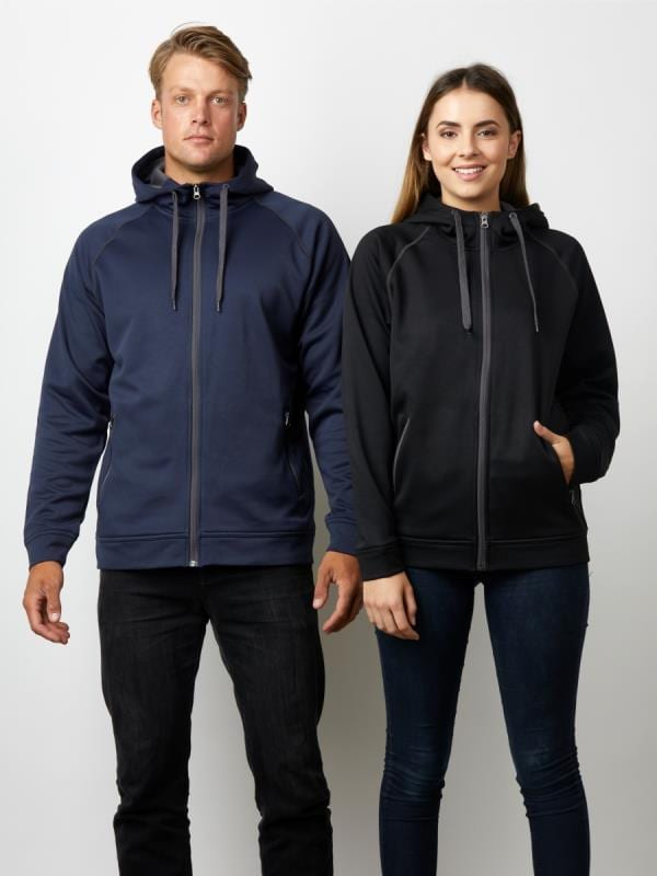 Aurora XTZ Performance Zip hood