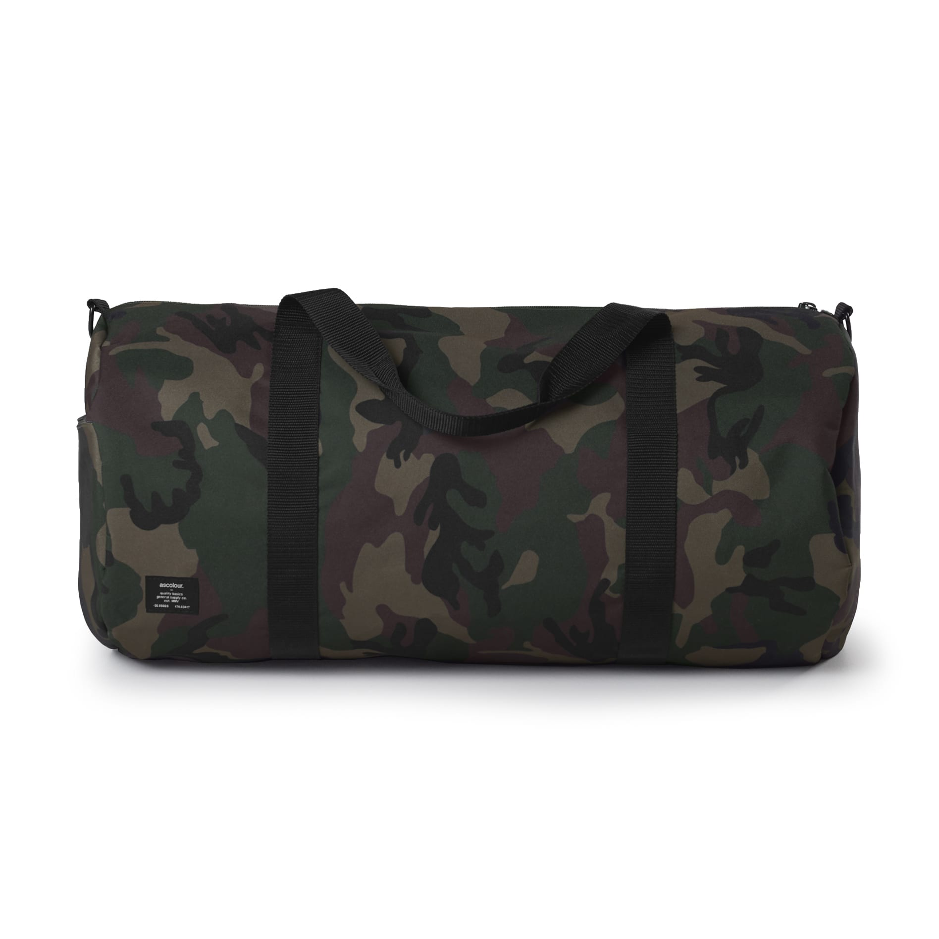 AS 1006 Area Camo Duffel Bag
