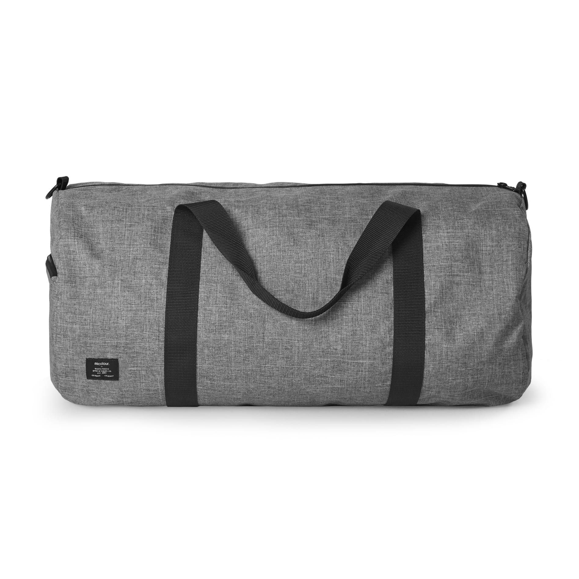 AS 1008 Area Contrast Duffel Bag