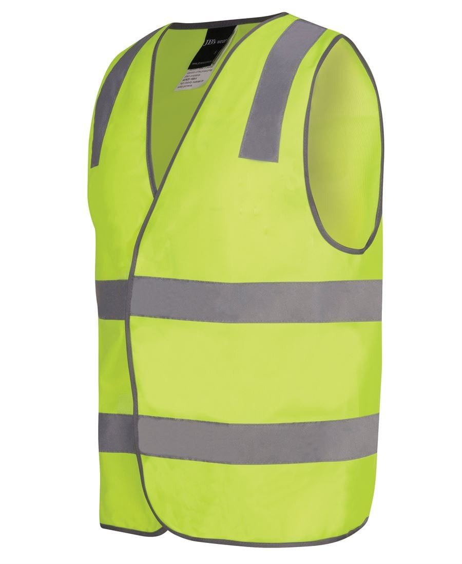 6DNS Hi Vis (D+N) Safety Vest Security/Staff/Visitor