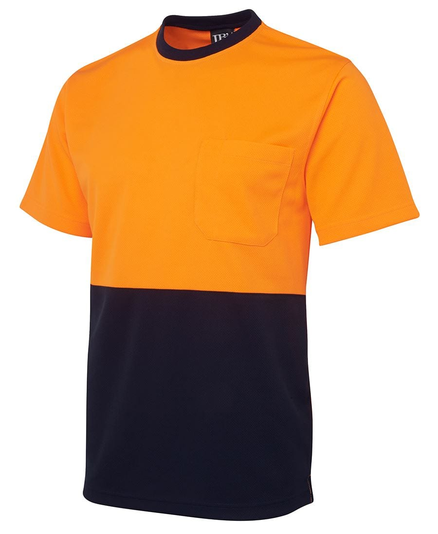 6HVT Hi Vis Traditional T-shirt