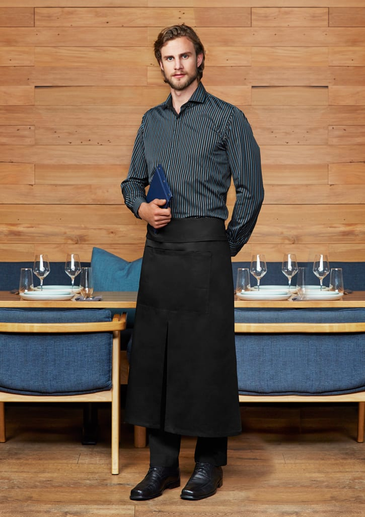 BA93 Continental Style Full Length Apron