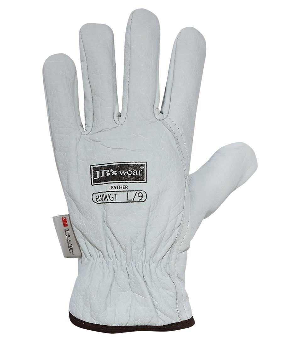 6WWGT Rigger/Thinsulate Lined Glove