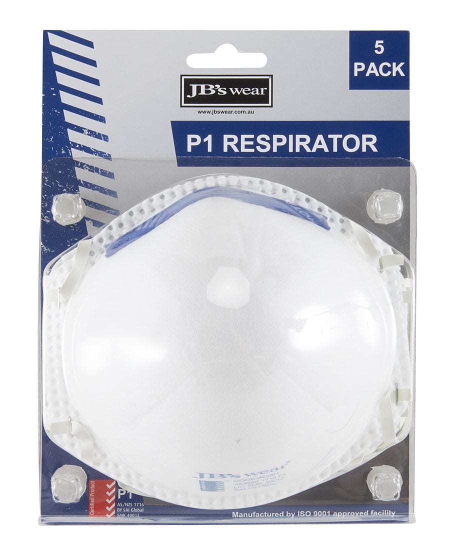 8C00 Blister P1 Respirator