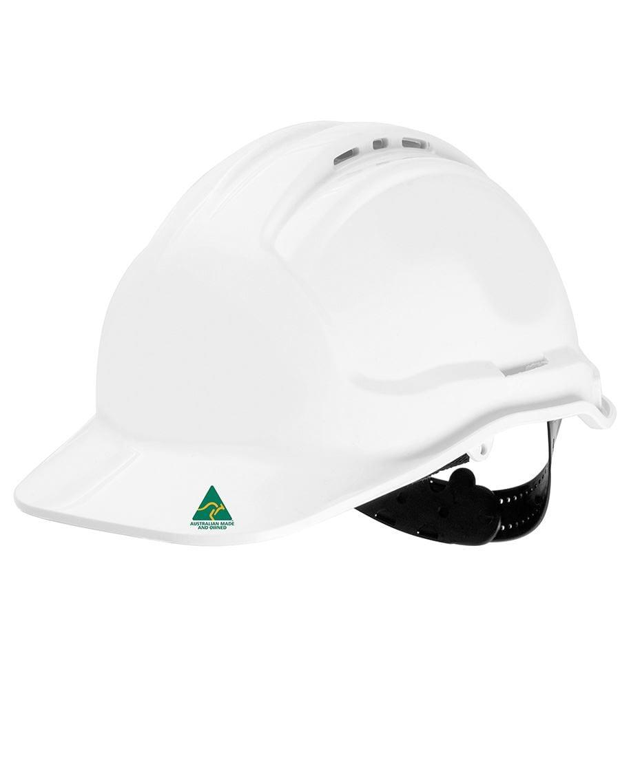 8TG57 Hard Hat Pin Lock Harness