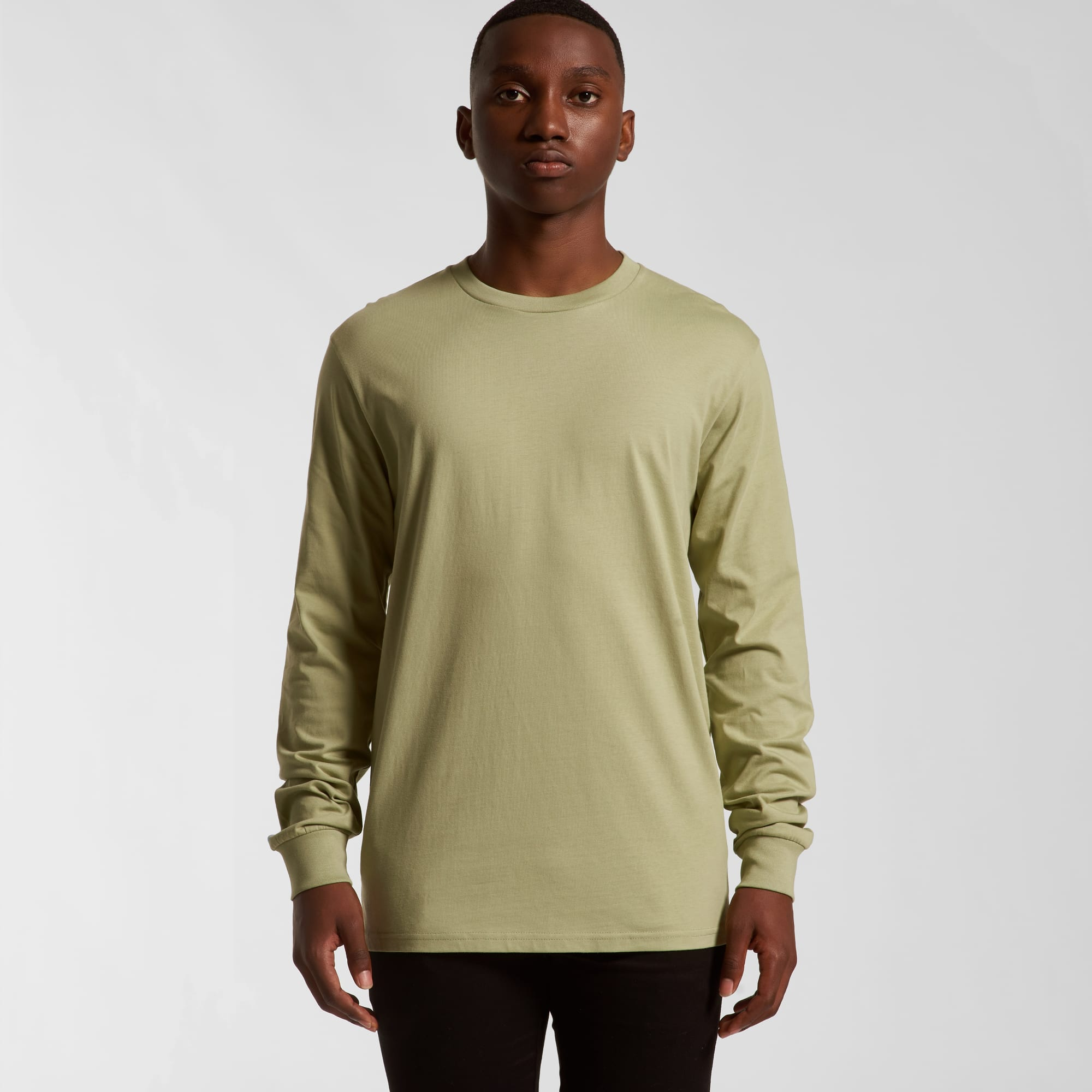 AS 5071 Mens Classic L/S Tee
